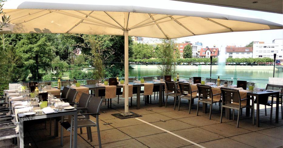 Neuberths Am See Restaurant Böblingen
